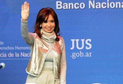 CFK desmintió las cuentas de Máximo: