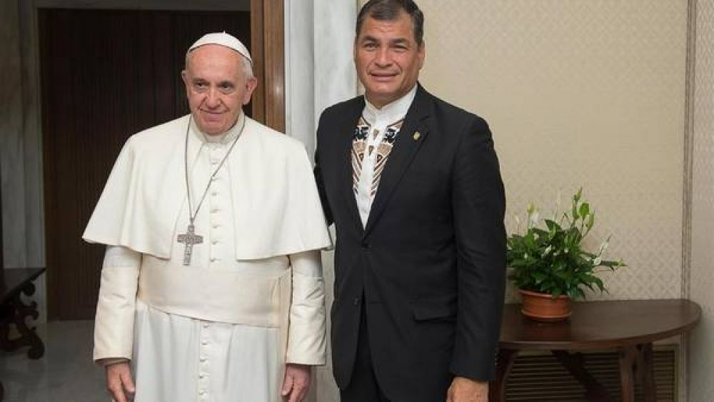 El Papa hizo otra vez un chiste sobre argentinos