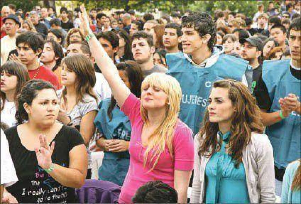 Se lanzó el 42° Congreso Juvenil Nacional JEBA