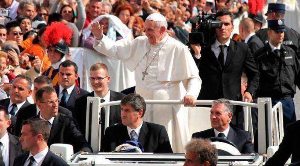 Así será la seguridad del Papa Francisco en Ecuador, Bolivia y Paraguay