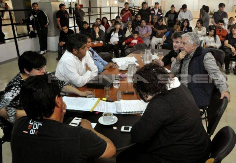Contin�a el conflicto municipal en R�o Gallegos