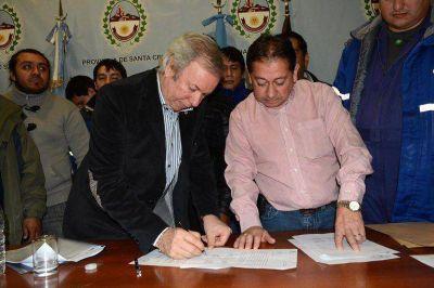 La Empresa Carboel�ctrica fue declarada de inter�s provincial