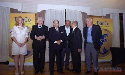 Pocho Roch, Vargas Gómez y Carlos Botello, distinguidos por sus trayectorias