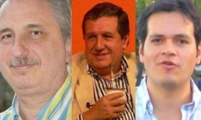 Passalacqua crece, Puerta polariza, Ziegler cae y González nunca despegó
