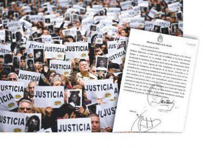 Nisman admiti� que Stiuso manejaba los tiempos de la causa