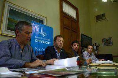 Se abrieron los sobres de la primera licitación para las obras de mejoramiento en el barrio San Martín