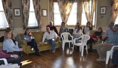 Boyadjián recibió planteos de la Sociedad Rural para abordar la problemática del campo fueguino