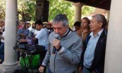 """""""Estamos en proceso de cimentar la candidatura de Quintela"""""""