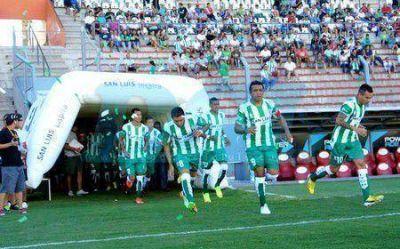 Estudiantes juega contra Gimnasia en Mendoza