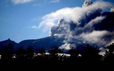 Informe de situación del proceso volcánico tras la erupción