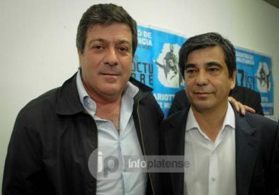 """El """"Taka"""" se debate entre ser candidato testimonial de Bruera o sumarse a la lista de concejales"""