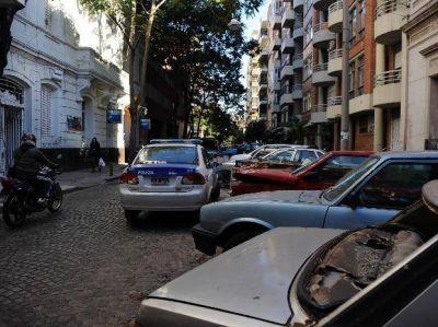 Un empleado del Poder Judicial sufrió un violento asalto cuando llegaba a su casa