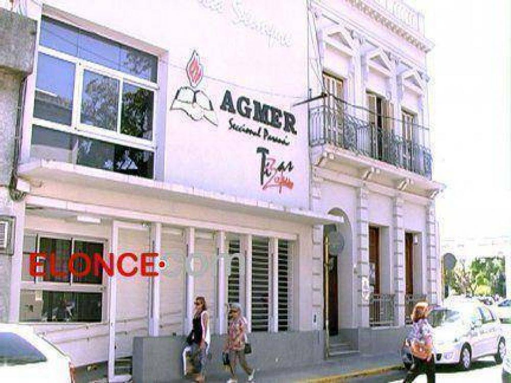 AGMER Paraná se movilizará hoy a Casa de Gobierno