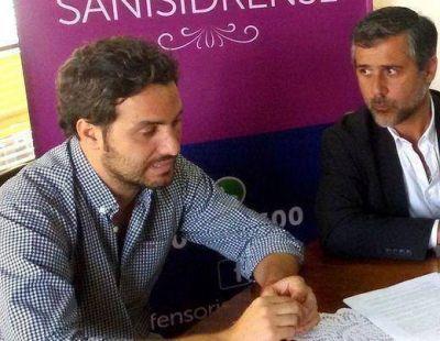 """Santiago Cafiero: """"Nosotros vamos a buscar una lista de unidad en San Isidro"""""""