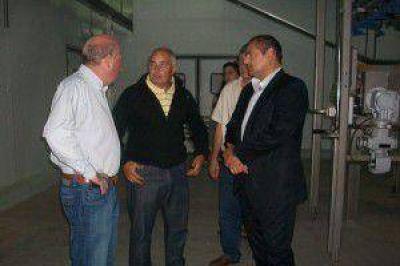 """Darío Parlascino: """"esto nos pone a la vanguardia de los parques industriales"""""""