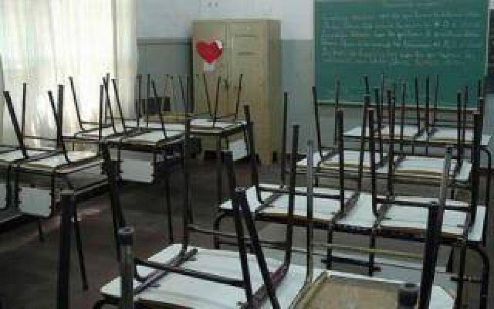Paro de docentes de Tigre, La Matanza, Ensenada, La Plata, Escobar y Berazategui