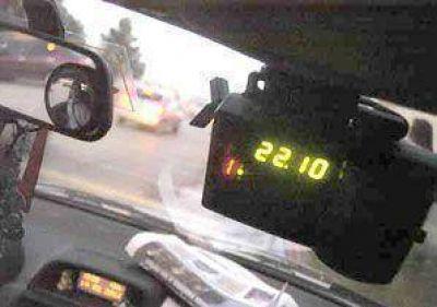 Los taxis, en mayo otra vez más caros