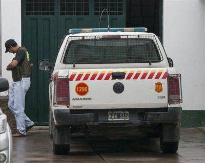 La droga hallada en el móvil del 911 sorteó siete controles de ruta