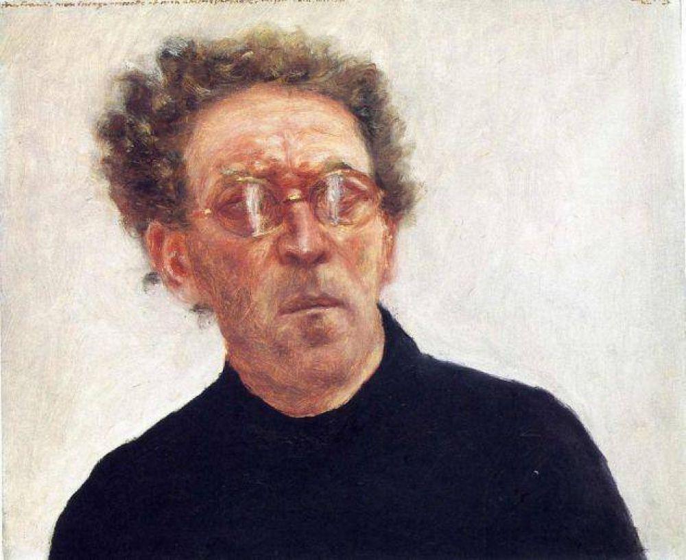 Hoy en la historia judía / Fallece Avigdor Arikha, sobreviviente del Holocausto y pintor de la reina