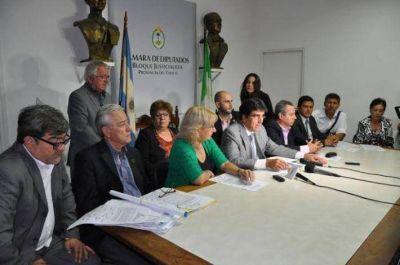 Legisladores del Frente Chaco Merece M�s denuncian contrato millonario de A�da para el retiro de residuos