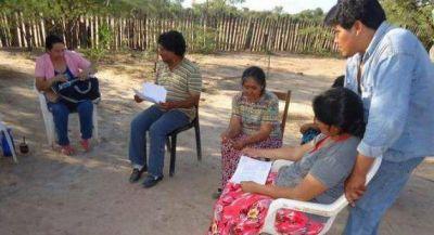 Completas atenciones a domicilio recibieron integrantes de comunidad originaria La Brea