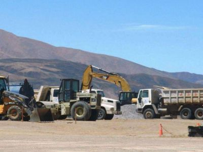 Proyecto Olaroz: Iniciaron exportaci�n de litio