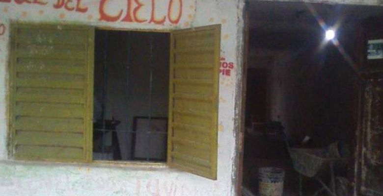 Roban en un comedor comunitario de barrio yapey for Proyecto de comedor comunitario