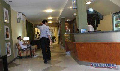 Turistas del resto del país y del Paraguay colmaron plazas hoteleres correntinas