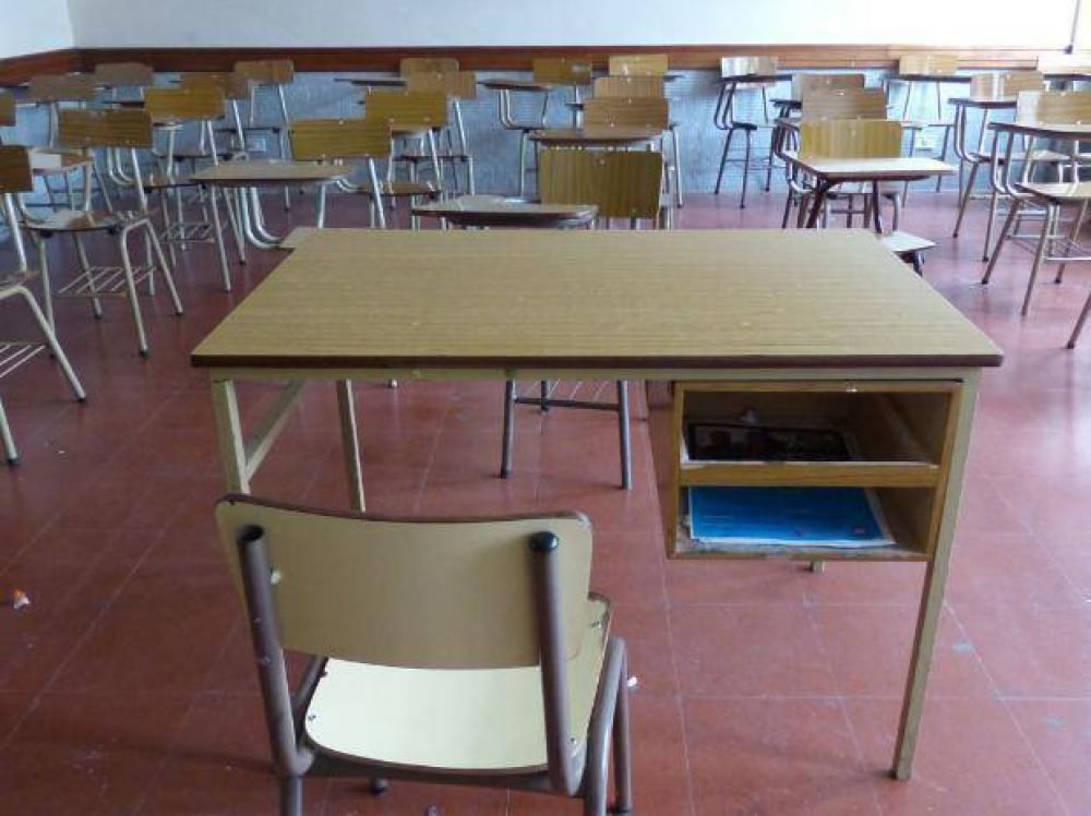UNR: los docentes nucleados en la Coad pararán el 6 y 7 de mayo