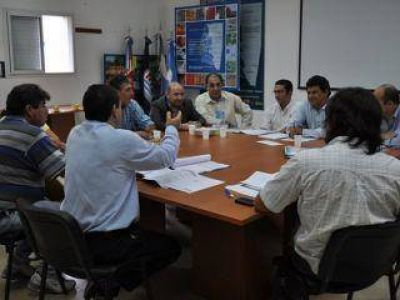 Avanza el convenio entre el Municipio bandeño y el INTA