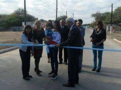 Clodomira celebró con obras su 122° Aniversario