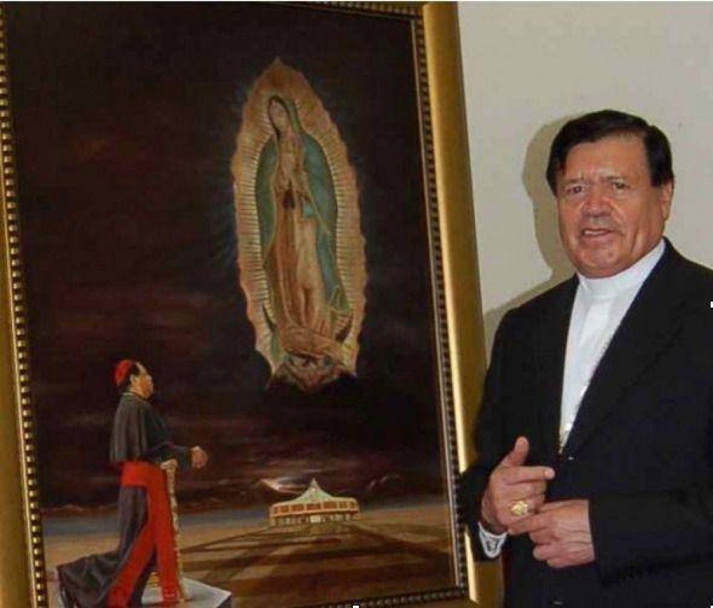 El cardenal primado de México realizará histórico gesto en Buenos Aires