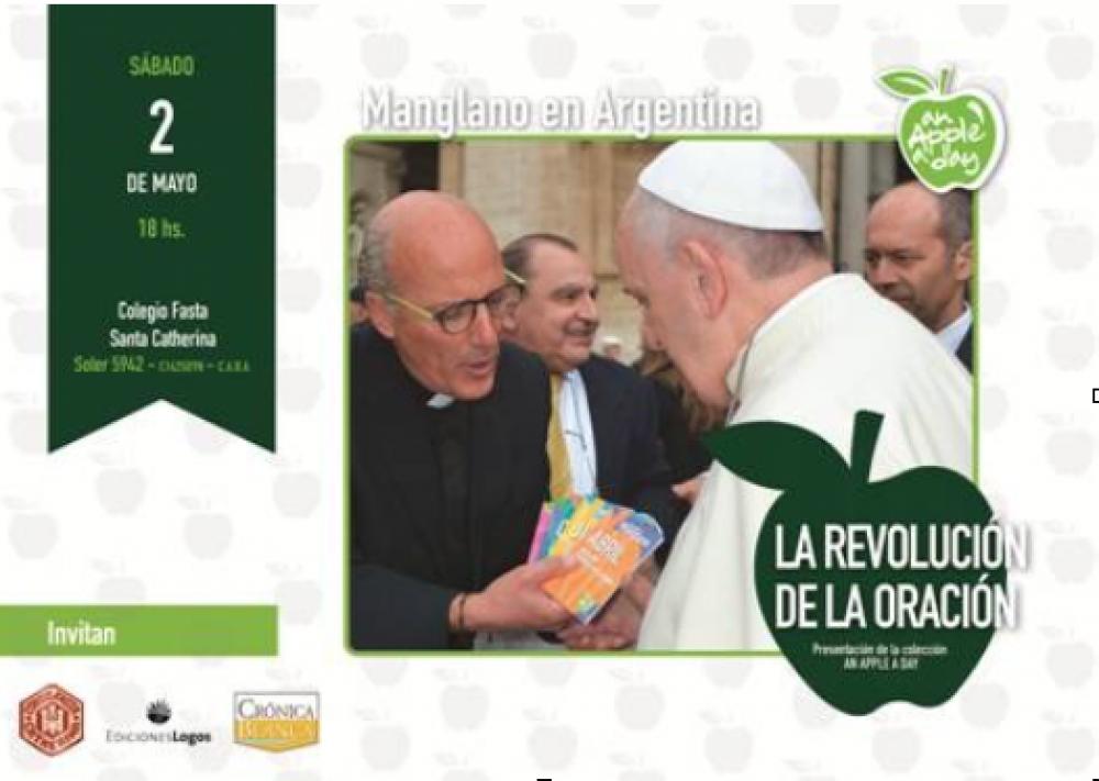 La Revolución de la Oración llegó a Argentina