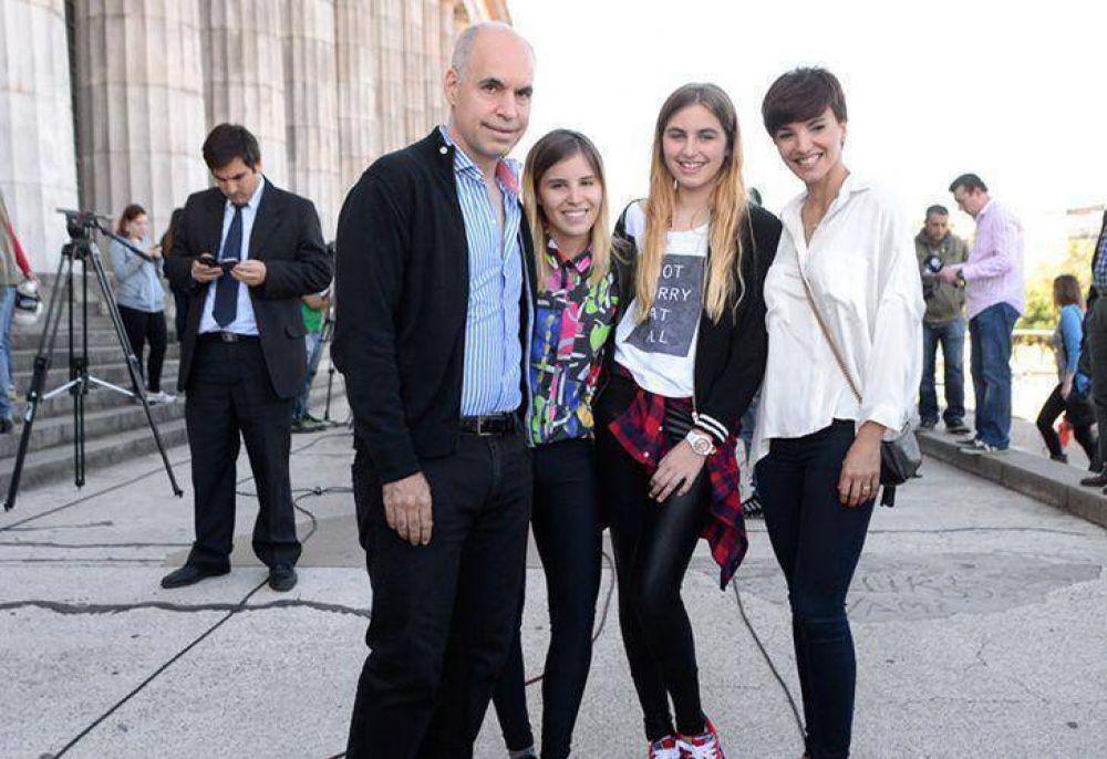 Larreta viajó a Miami y en diez días relanza la campaña