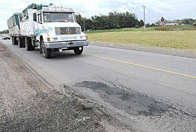 Seis empresas presentaron ofertas para la reparaci�n de la Ruta 88