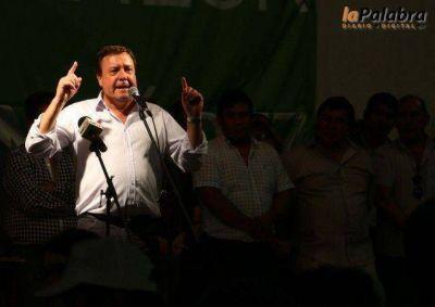 """""""Está claro que Pichetto y Piccinini quieren un Gobierno para pocos"""", aseguró Weretilneck ante el movimiento obrero"""