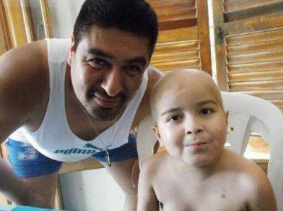 El día más esperado: Manuel encontró un donante de médula ósea