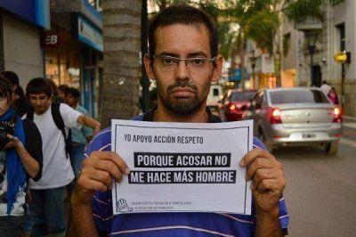 Acción Respeto: Gualeguaychú también le dijo NO al acoso callejero