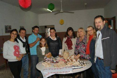 Integrantes de la UCR visitaron la Casa Cultural Sol y Luz
