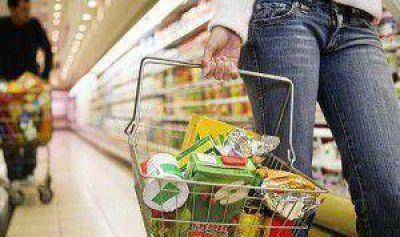 La canasta b�sica subi� 2,14% en abril, seg�n reporte privado