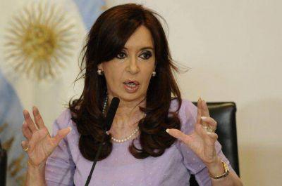 Cristina encabeza este lunes un acto por la asunción de Néstor Kirchner al frente de la Unasur