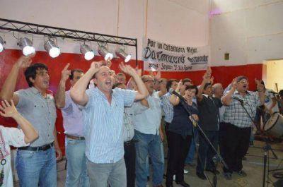 Dalmacio Mera se lanzó con fuertes críticas al Gobierno