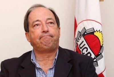Ernesto Sanz arriba el jueves a Catamarca