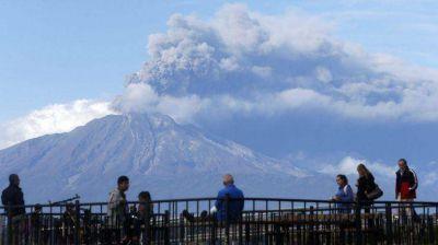 Las autoridades chilenas no descartan una posible cuarta erupción del volcán Calbuco
