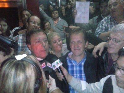 """Weretilneck: """"las planillas oficiales nos dan ganadores en Villa Regina"""""""