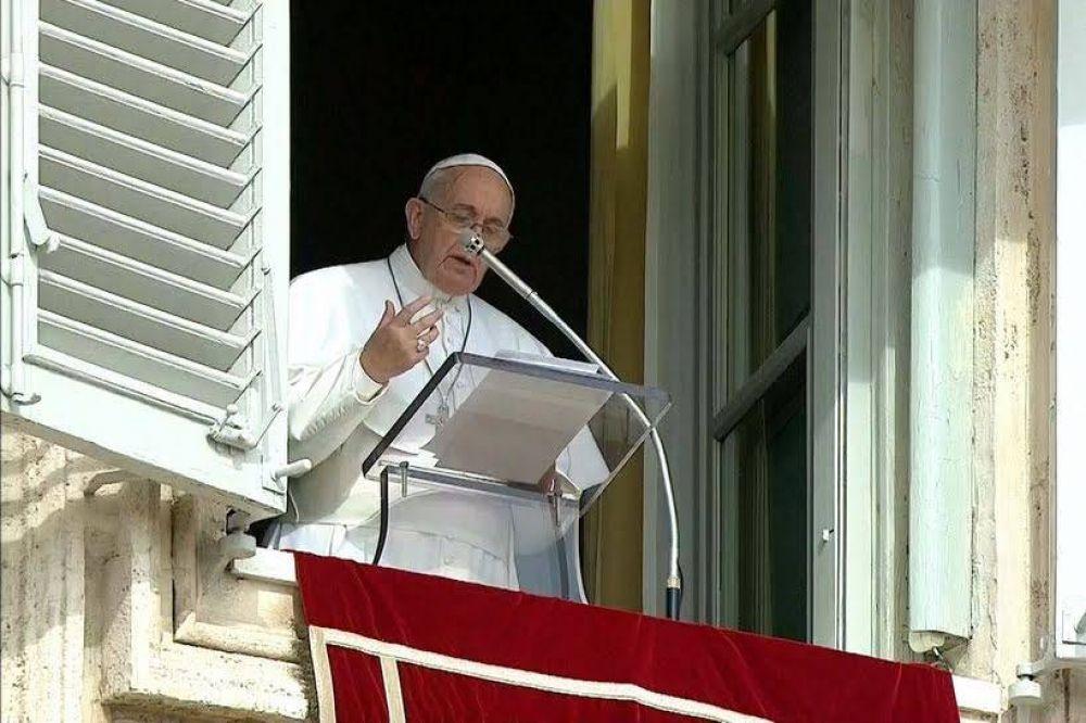 """Papa Francisco: """"Los frutos de la profunda unión con Jesús son maravillosos"""""""