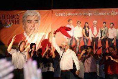 Vamos Chaco present� sus candidatos en Pinedo