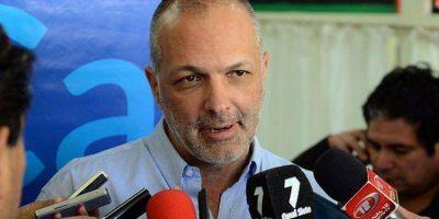 Buzzi participa de acto de la UNASUR en la Casa Rosada
