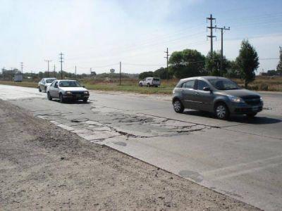 Hoy se adjudicarán las obras para los arreglos y repavimentación de la Ruta 88