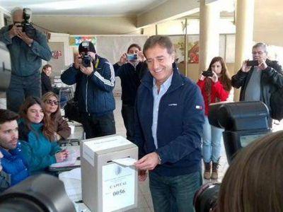�Hay que avanzar con la boleta �nica y el voto electr�nico�, dijo Su�rez